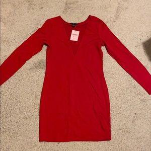 Red Dress- Forever 21